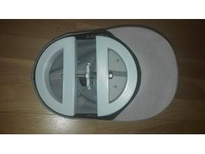 Cap / Hat stretcher enlarger for big Heads