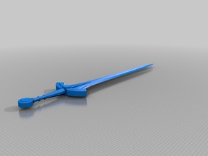 Excalibur Proto: Sword of Promised Victory