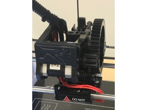 Robo 3D R1 Plus Shroud with Cable Hook