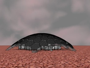 Mars Solar Hive