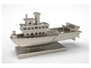 Model Vessel Miniature Toy