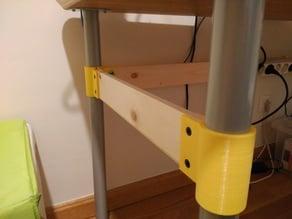 Refuerzo para mesa IKEA
