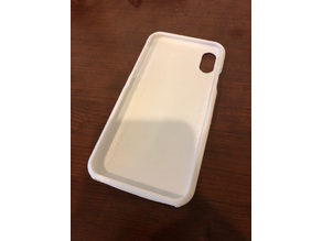 iPhone X Case (For Flexible Filament ONLY)