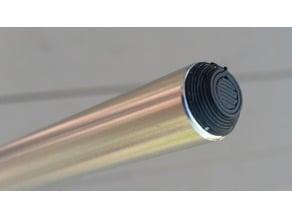 Aluminum Pole Shock Cord Retainer Insert