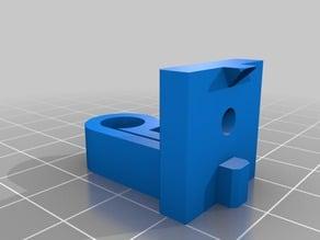 Filament Guide for Aluminum Extrusion