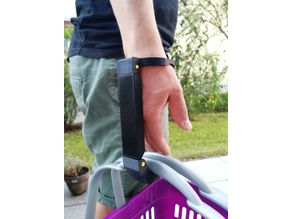 Assistive Technology - Bag Holder