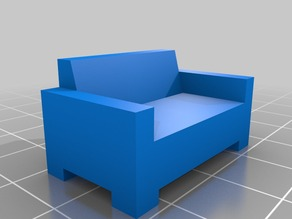Couch (2 seat)