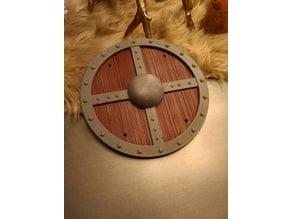 Viking Shield 10in