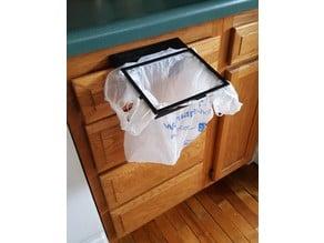 Kitchen Drawer Garbage Bag Holder