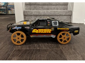 Traxxas Slash 4x4 Drift Wheel