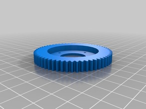 Spur Gear for Smartech Tornado (RC 1:6)