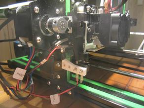 Adjustable Z-Leveling for Anet E10
