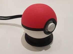 Nintendo Switch Pokeball Plus display stand
