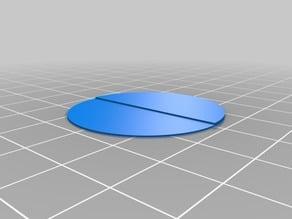 Filament Sample chip