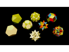 Dodecahedral Symmetry Set
