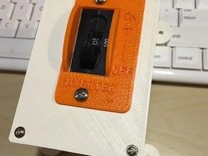 Scalable PV Breaker box