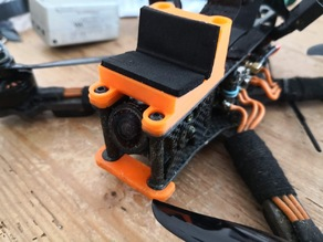 "Gopro Hero Center Mount for AMAXinno 5"" Freesytle"