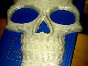 Celtic skull mask for child