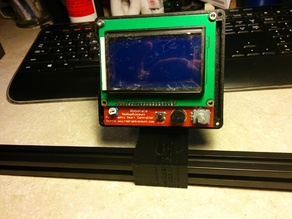 Smart LCD Controller Case