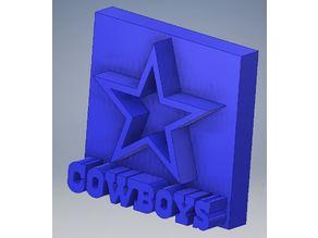 Dallas Cowboys Star and Logo