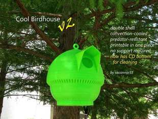 Cool Birdhouse v2