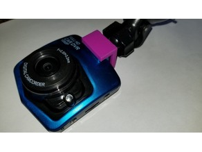 Car DVR clip