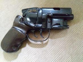 Blade Runner Snubnose Pistol UPGRADE