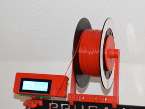 Spool holder for Prusa i3 - Bearing 608zz