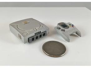 Mini SEGA Dreamcast
