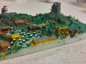 Minecraft Village 1