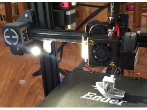 ENDER 3 - LED Spotlight -