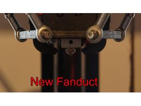 FLsun QQ Fanduct