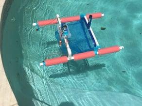 DIY RC Pool Skimmer Parts