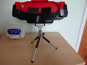 Virtual Boy tripod adaptor