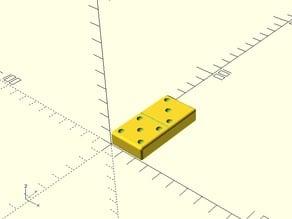 Double Twelve Domino Tile Generator
