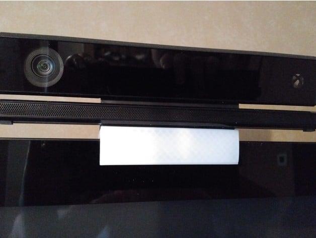 XboxOne Kinect mount for Panasonic Plasma TV TH-50PZ85U by