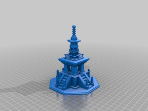Dabo Tower(Lighting Version)