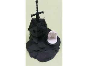 RPG Mini Display Base