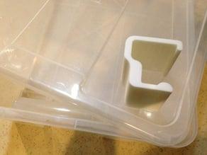Latch for IKEA Box Samla