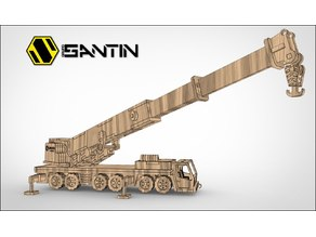 Mobile Crane - SANTIN