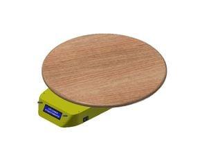 3D-skannerin pyörityspöytä