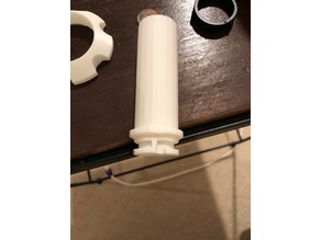 CR-10S Slotted End Spool Holder Adapter