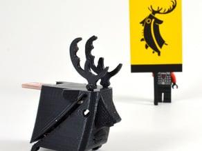 GOT Baratheon Stag Sigil