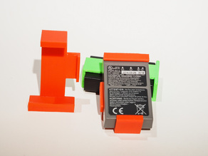 Battery protector (Olympus PS-BLS5 and PS-BLS1)