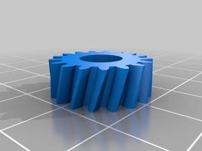 My Customized Parametrisches Stirnrad / Parametric Spur gear