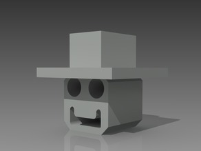 Top Hat - Compatible with 3D Friend