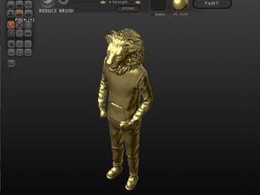 parka lion