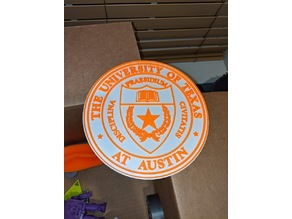 The University of Texas at Austin seal
