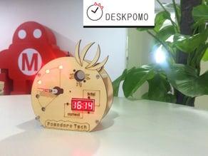 Pomodoro tech---An arduino based desktop pomodoro timing skill.