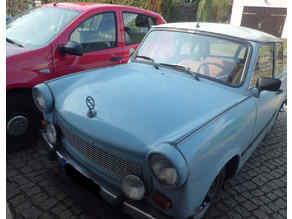 Trabant Sachsenring Car Logo